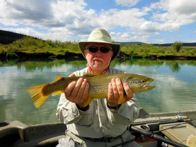 Green River Brown