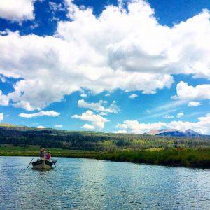 Upper Green Drift Boat