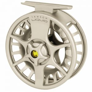 waterworks lamson liquid fly fishing reel vapor